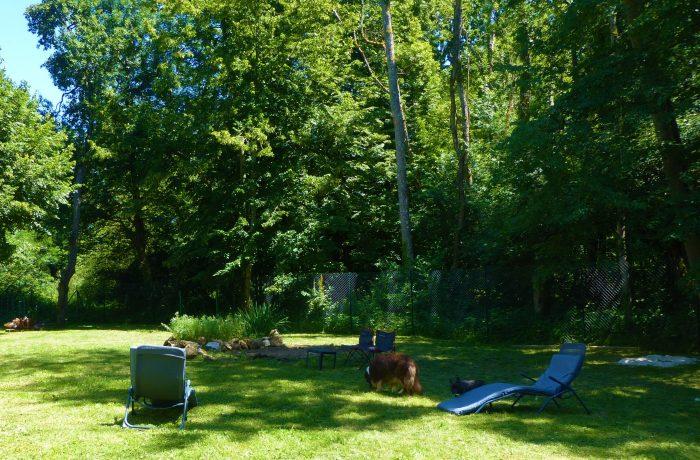 Animalement Nôtre - Slider Jardin Sébastien